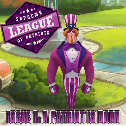 Buy Supreme League of Patriots Episode 1 A Patriot is Born CD Key Compare Prices