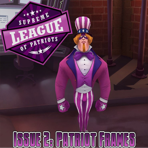 Buy Supreme League of Patriots Episode 2 Patriot Frames CD Key Compare Prices