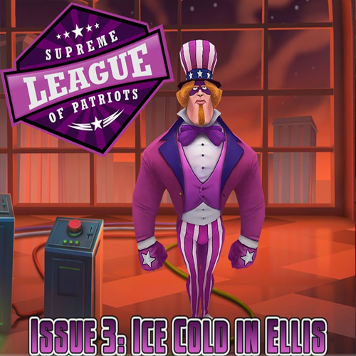 Buy Supreme League of Patriots Episode 3 Ice Cold in Ellis CD Key Compare Prices