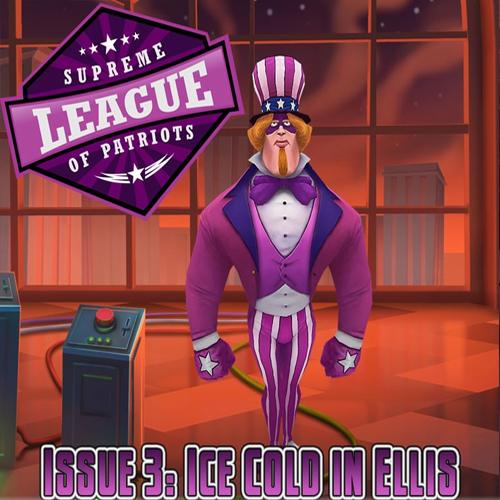 Supreme League of Patriots Episode 3 Ice Cold in Ellis