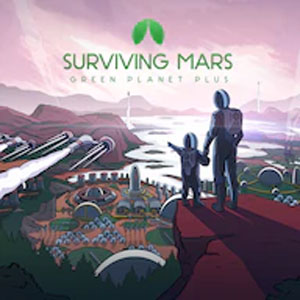 Surviving Mars Green Planet Plus