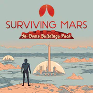 Surviving Mars In Dome Buildings Pack