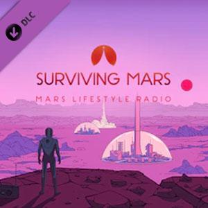 Surviving Mars Mars Lifestyle Radio