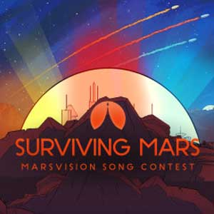 Surviving Mars Marsvision Song Contest