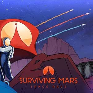 Buy Surviving Mars Space Race CD Key Compare Prices