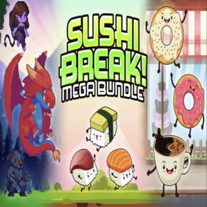 Sushi Break Mega Game Bundle