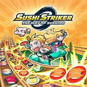 Buy Sushi Striker The Way of Sushido Nintendo Switch Compare Prices