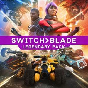 Switchblade Legendary