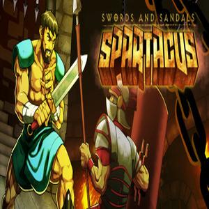 Sword and Sandals Spartacus