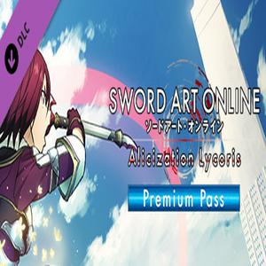 SWORD ART ONLINE Alicization Lycoris Premium Pass