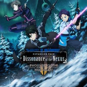 Sword Art Online Fatal Bullet Dissonance of the Nexus