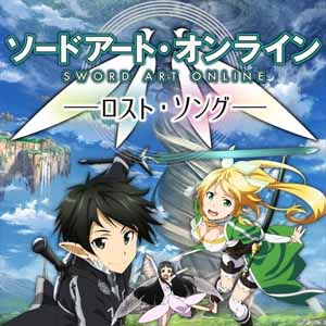 Buy Sword Art Online Lost Song PS4 Game Code Compare Prices
