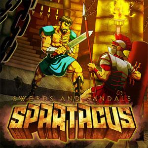Swords and Sandals Spartacus