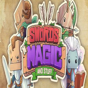 Swords n Magic and Stuff