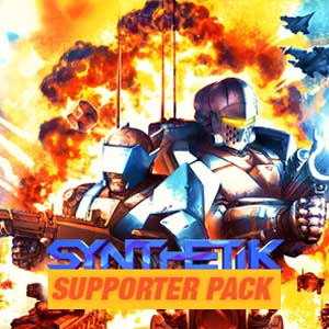 SYNTHETIK Supporter Pack