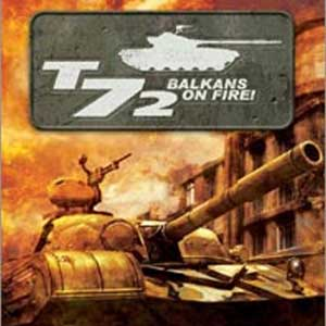 Buy T-72 Balkans on Fire CD Key Compare Prices
