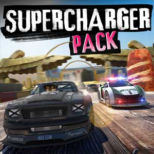 Table Top Racing Supercharger Pack