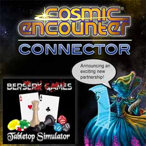 Buy Tabletop Simulator Cosmic Encounter Connector CD Key Compare Prices
