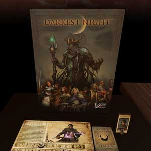 Buy Tabletop Simulator Darkest Night CD Key Compare Prices