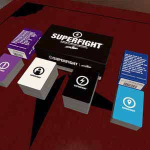 Tabletop Simulator Superfight