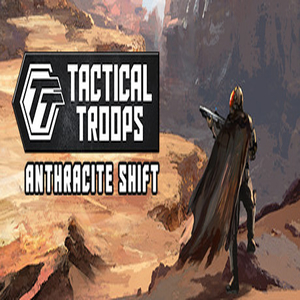 Tactical Troops Anthracite Shift