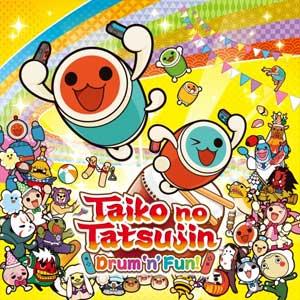 Taiko no Tatsujin Drum 'n' Fun Pops Pack 4