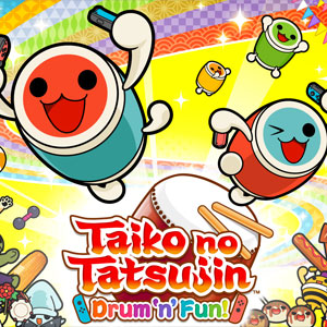 Taiko no Tatsujin Drum 'n' Fun Tatsujin Challenge Pack 2