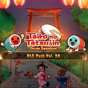 Taiko no Tatsujin Drum Session DLC Vol 28