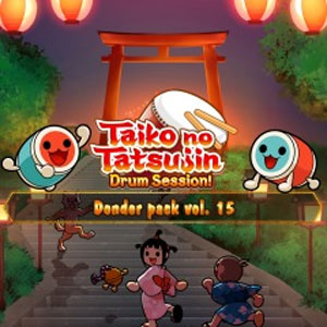 Taiko no Tatsujin Drum Session Donder Pack Vol 15