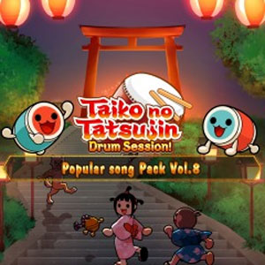 Buy Taiko no Tatsujin Popular Song Pack Vol 8 PS4 Compare Prices