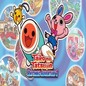 Taiko no Tatsujin Rhythmic Adventure 1