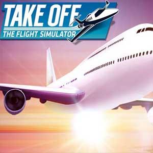 Take Off The Flight Simulator