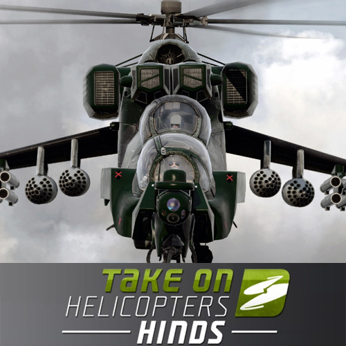 Take On Helicopters Hinds