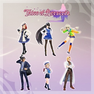 Buy Tales of Berseria High School Costumes Set PS4 Compare Prices