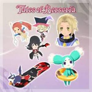 Tales of Berseria Attachment Set