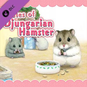 Tales of Djungarian Hamster SUKEROKU