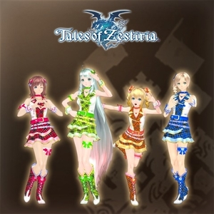 Buy Tales of Zestiria The Idolmaster Costume Set CD Key Compare Prices