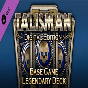 Talisman Base Game Legendary Deck
