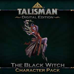 Buy Talisman Black Witch Character Pack CD Key Compare Prices