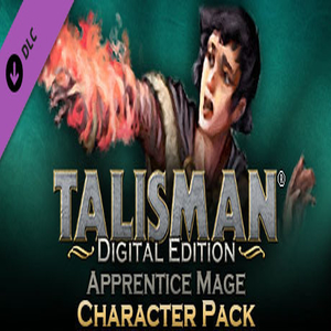 Buy Talisman Character Apprentice Mage CD Key Compare Prices