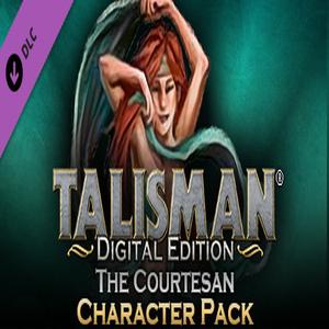 Talisman Character Courtesan