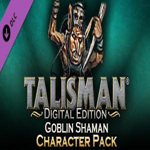 Talisman Character Goblin Shaman