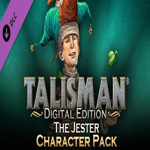Talisman Character Jester
