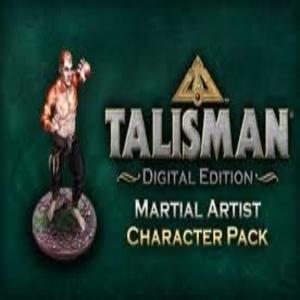 Talisman Character Pack 14 Martial Artist