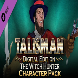 Talisman Character Pack 21 Witch Hunter