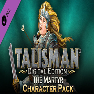 Talisman Character Pack 5 Martyr
