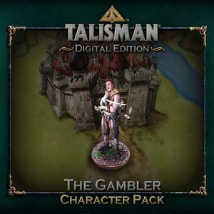 Talisman Gambler and Martyr Character Packs
