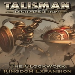 Talisman The Clockwork Kingdom Expansion