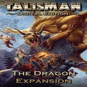 Talisman The Dragon Expansion