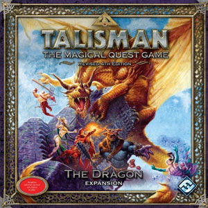 Buy Talisman The Dragon Expansion CD Key Compare Prices